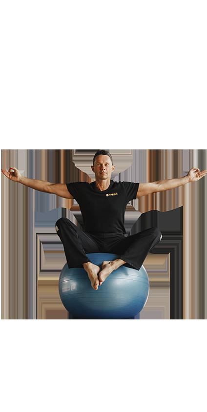Fitball Yoga