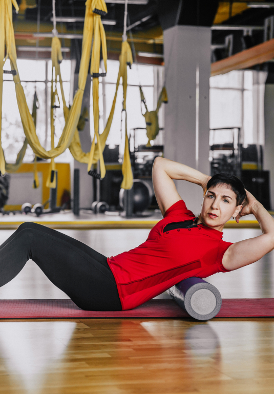 Athletic stretch+МФР