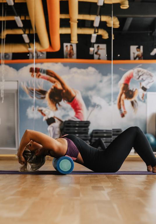 Pilates+МФР