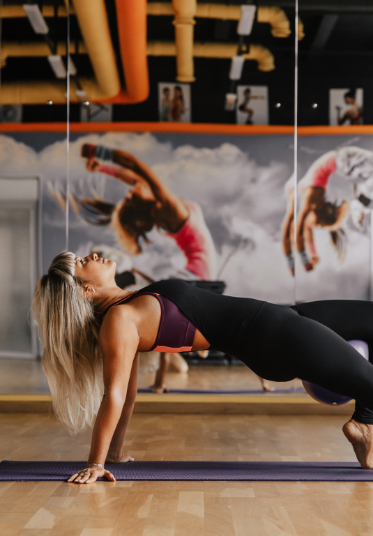 Pilates метод Polestar