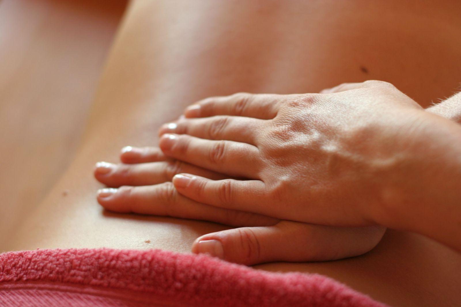 Сочетание массажа и спортивных нагрузок: двойной удар